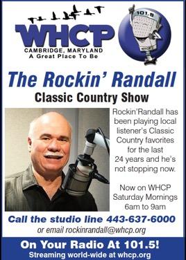 Rockin' Randall Moving to Saturday Mornings